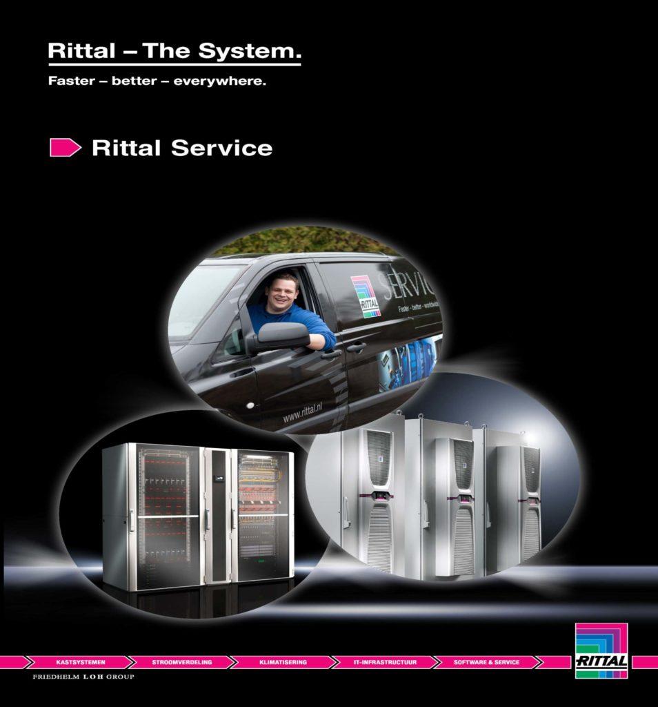 Rittal Service brochure