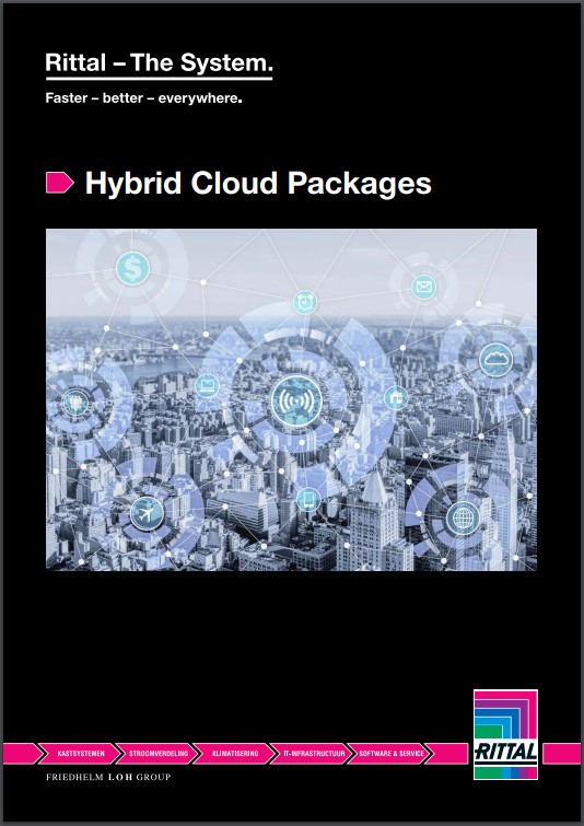 Hybrid Cloud Packages, Rittal, HCP