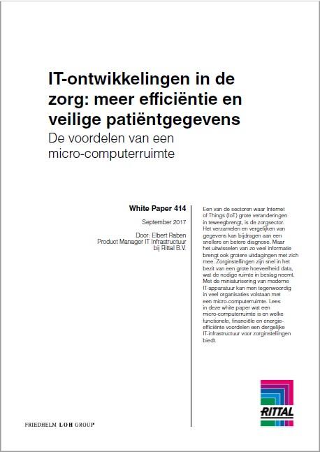 zorg, efficiëntie en veiligheid patiëntgegevens