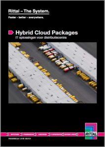 hybrid cloud packages, HCP, Rittal. IT, logistiek