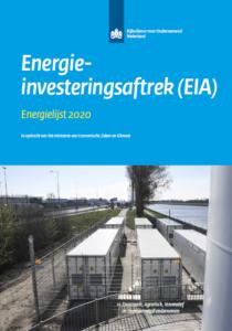 EIA Energielijst 2020