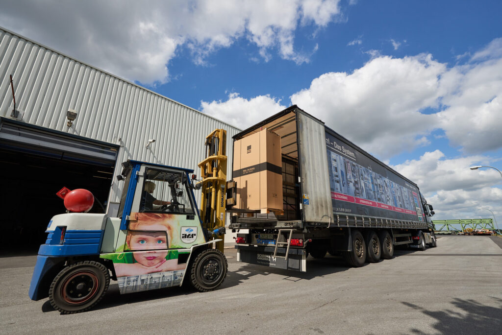 ATR ontvangt Rittal producten